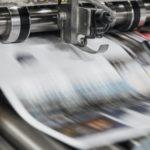 Printing a newspaper v1