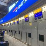 British Airways Check-in