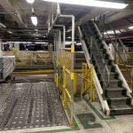 Handrail upgrade location