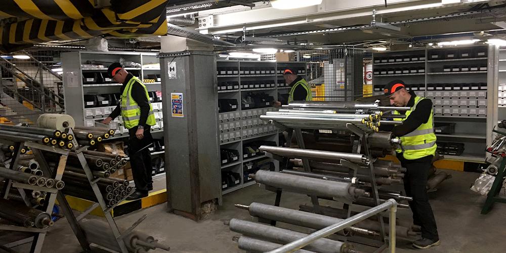 MJM Heathrow Parts Stores