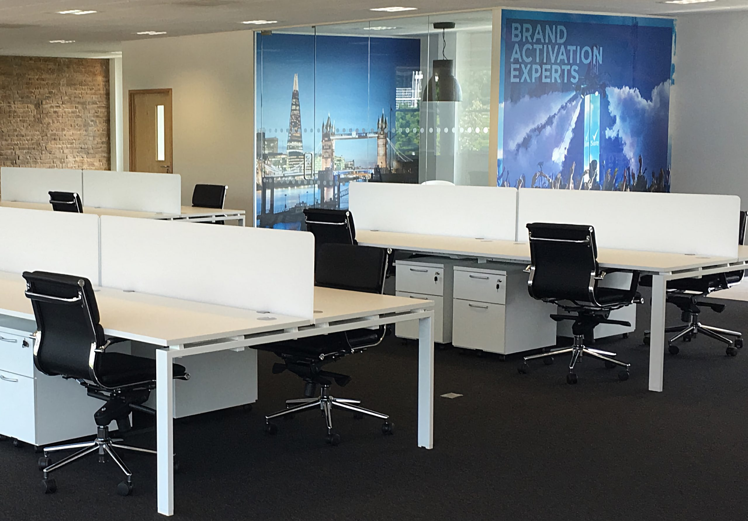 Fit-Out Office Example